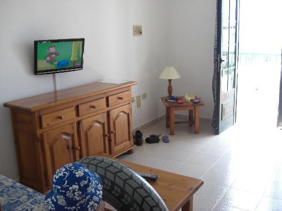 Apartamentos Villa Canaima: Lounge area