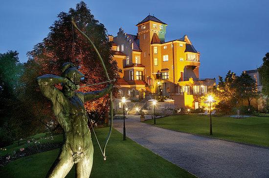 Hotel Schloss Monchstein: Hotelansicht