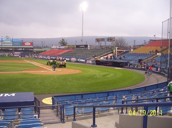 ‪Reading Fightin Phils, FirstEnergy Stadium‬