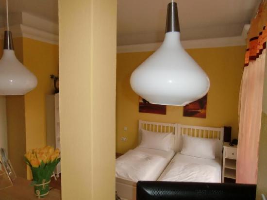 BoardingHouse Heidelberg: Schlafbereich