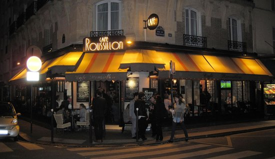 cafe Roussillon