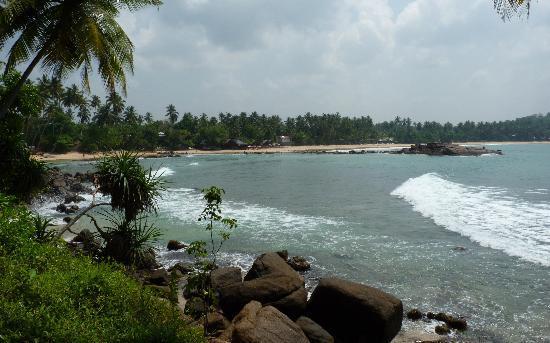 Palace Mirissa: mirissa beach