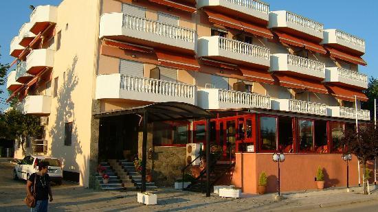 Komotini, Grecia: Fanari Hotel Main
