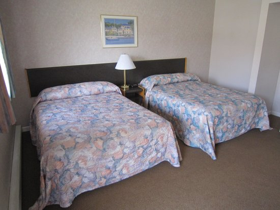 Dilworth Inn: bedroom