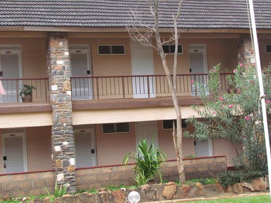 Ngulia Safari Lodge: how the rooms look like
