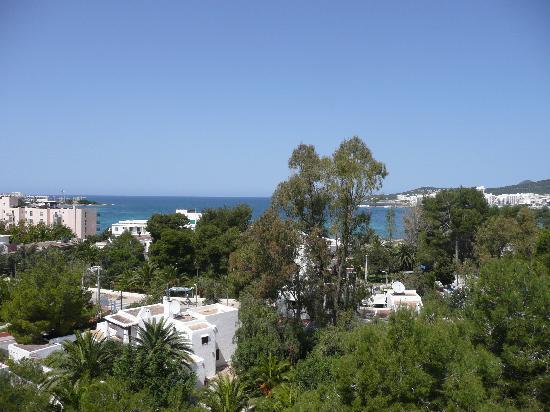 azuLine Hotel Bergantin: balcony view