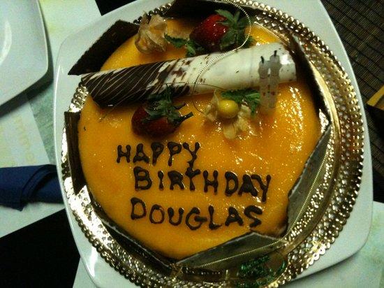 Taverna Pegasus: Birthday Cake