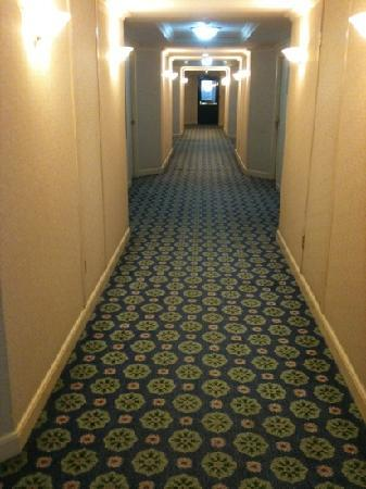 International Hotel Tashkent: Rooms hall