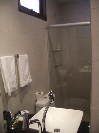 Pousada Bem-te-vi: wc limpissimo e novo