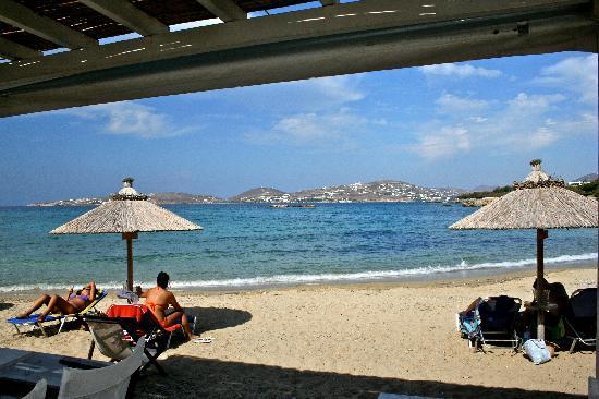 Niki's Pension: Paros Paros beach
