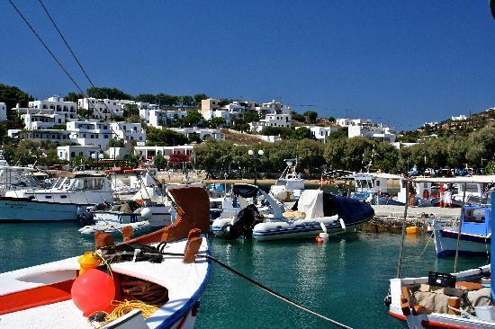Niki's Pension: Naoussa on Paros