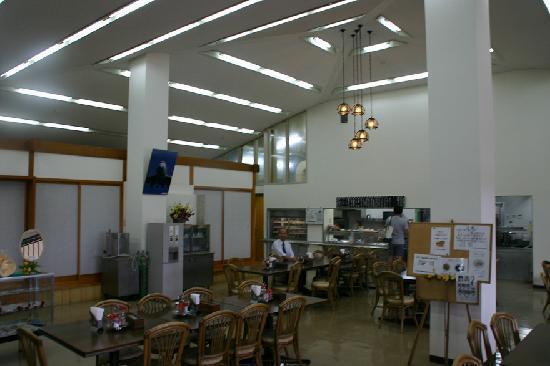 Ocean House in Sashiba: 食堂