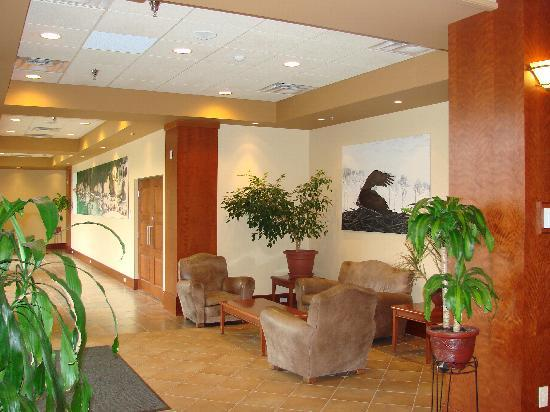 BEST WESTERN PLUS Barclay Hotel: Lobby