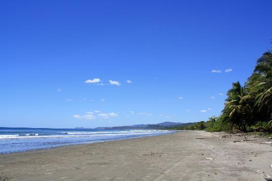 Cristal Azul : The local beach - Playa San Miguel