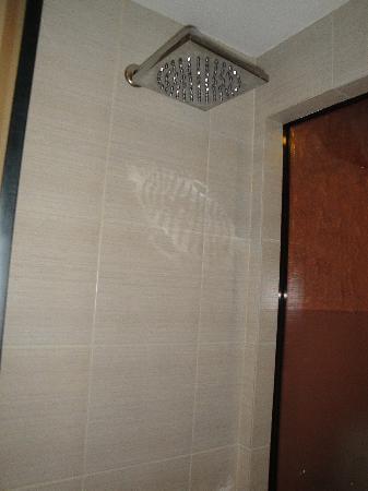 Home Crest Hotel: shower