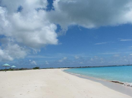 Antigua et Barbuda : Pink Beach Barbuda