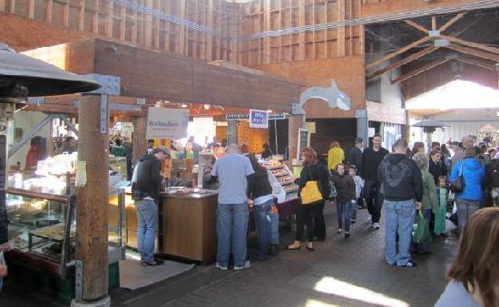 Olympia, WA: Farmers Market