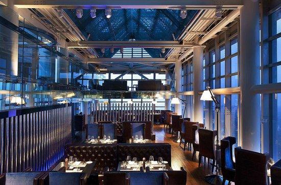 Grange Grill Westin Hotel: Grange Grill Main Dining Area