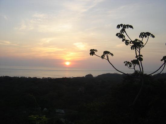 Buena Vista Villas : Sunset at the Villas !