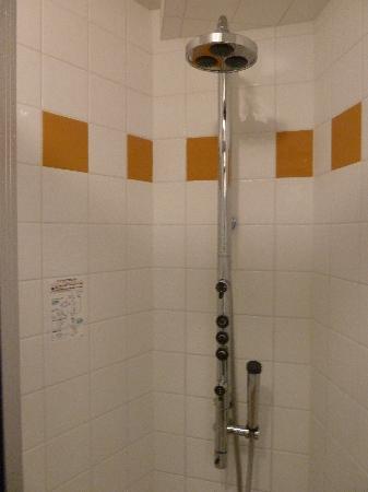 โรงแรมเออร์เบน ฮิโรชิม่า เอ็กเซ็กคิวทีฟ: The Shower!
