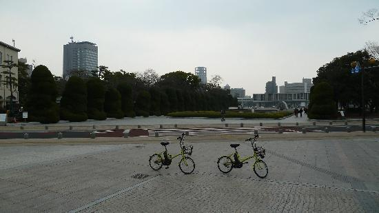 Urbain Hiroshima Executive: Our Bikes