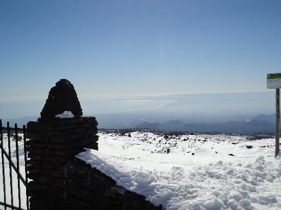 Hotel Corsaro : Etna