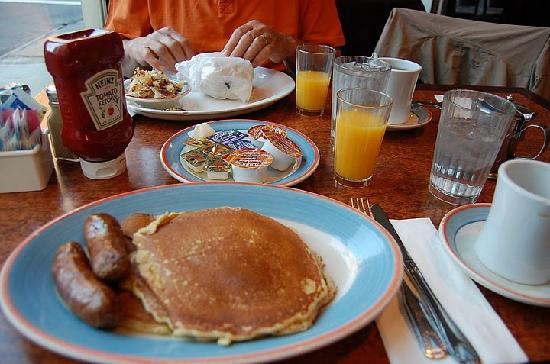 Hotel Belleclaire: Frühstück