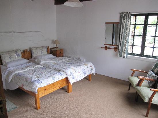 Koo Karoo Guest Lodge: größeres Schlafzimmer