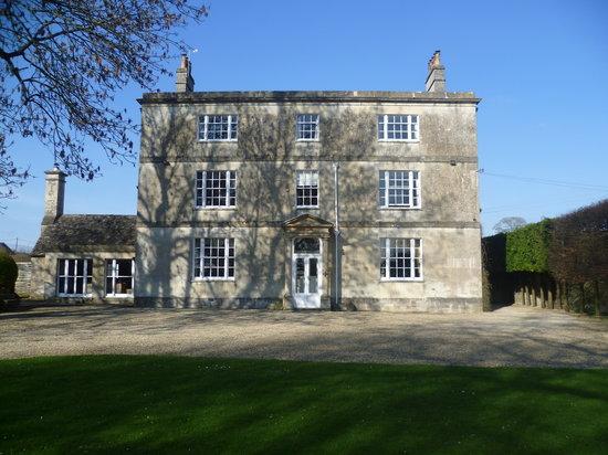 Crudwell House