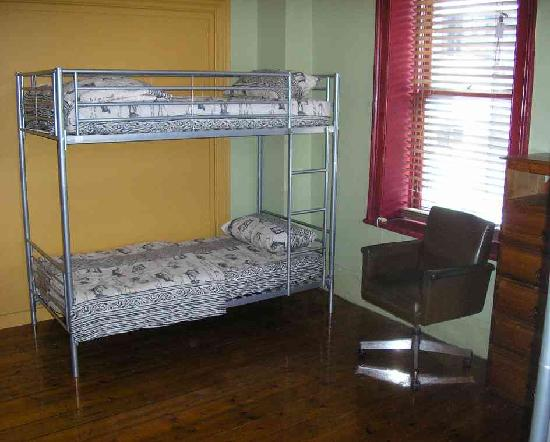 The Corkman Irish Pub Hostel: female dorm