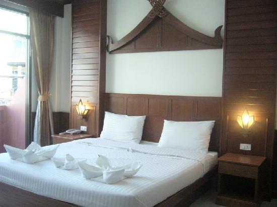 Capri Residence : Camera da letto