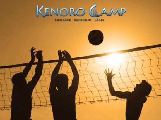 Kenoro Camp: Beach volley ball