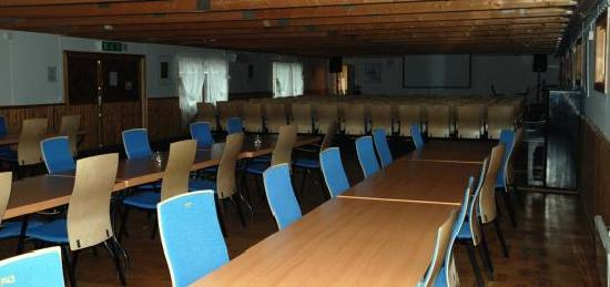 Kenoro Camp: Conference possiblities