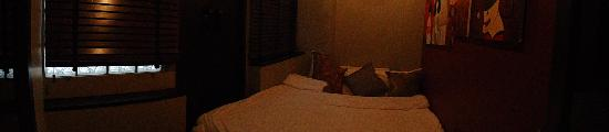 Saladee Gallery Residence: panaroma view of the massage room ;)