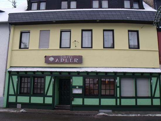 Hotel Adler Bad Salzig