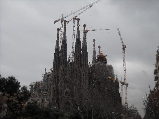 Barcelona church