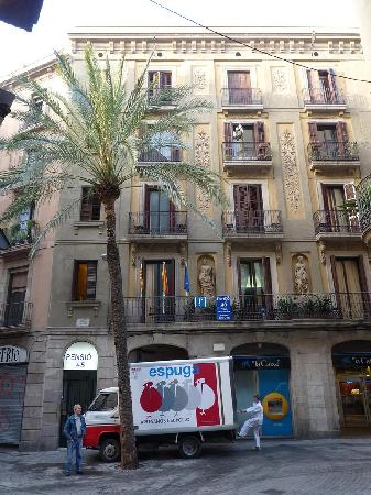Pension 45, Barcelona