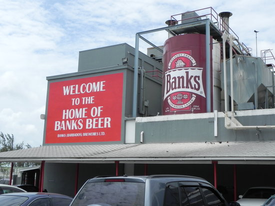 Saint Michael Parish, Barbados: Banks Brewery - Building