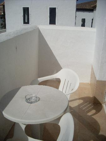 Club Marmara Marbella: Terrasse