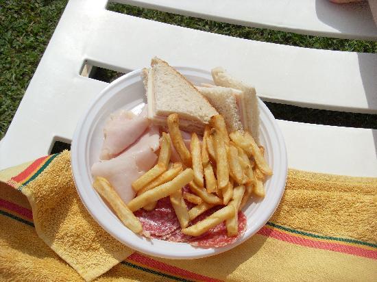 Club Marmara Marbella: exemple de snack