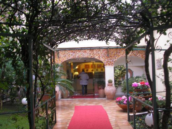 Grand Hotel Terme di Augusto: Ingresso