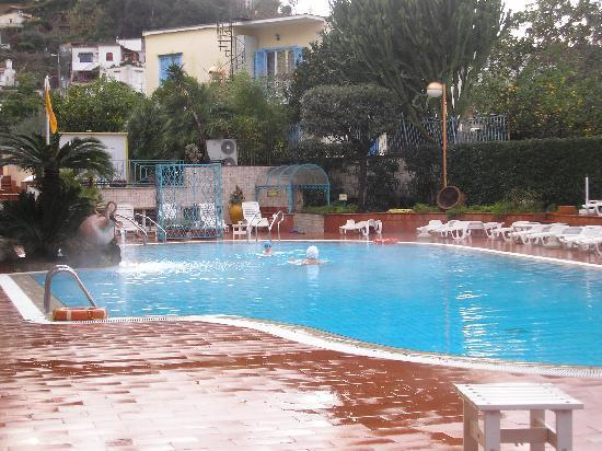 Grand Hotel Terme di Augusto: piscina esterna
