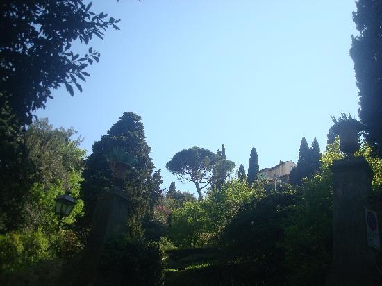 Florencia, Italia: Por las calles del oltrarno