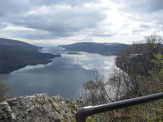 Colintraive, UK: Kyles of Bute