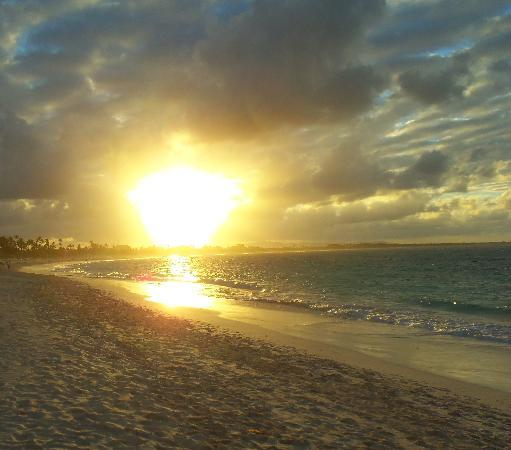 Majestic Colonial Punta Cana: sunset