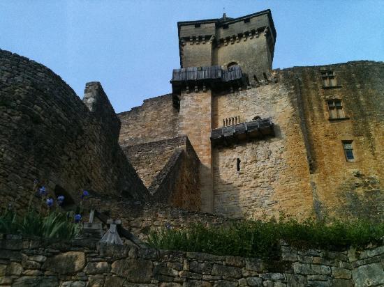 Dordogne River : castles