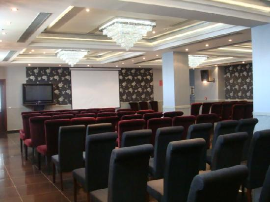 Odyssey Hotel Conference Room