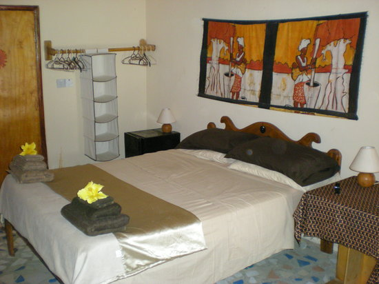 Brufut, Gambia: My room
