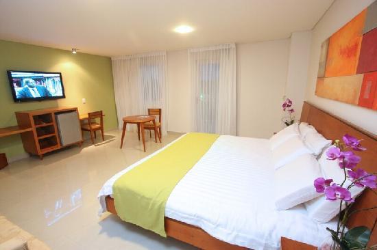 Hotel Atrium Plaza: Habitacion Suite