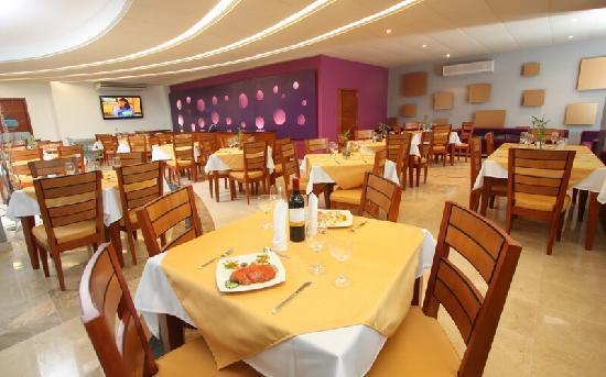 Hotel Atrium Plaza: Restaurante Agora